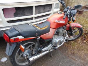 Used 1983 Suzuki Motorcycle Parts Montreal Used suzuki parts montreal