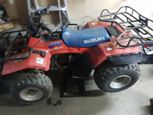 Used Discount Suzuki Atv Parts Montreal Used suzuki parts montreal