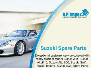 Used Suzuki Genuine Spare Parts Montreal Used suzuki parts montreal
