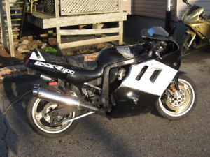 Used Suzuki Gsxr Parts Montreal Used suzuki parts montreal